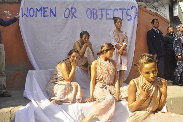 Women or Object 2013 - Mahima Singh - Arts and Society