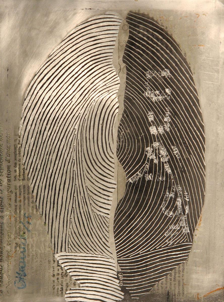White and Blac, «Âme-preintes» Serie - Mboa O Maurice, Arts and Society