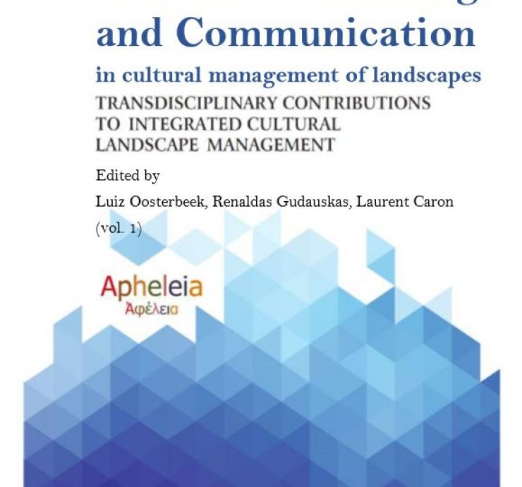 Education Training and Communication, in cultural management of landscapes.