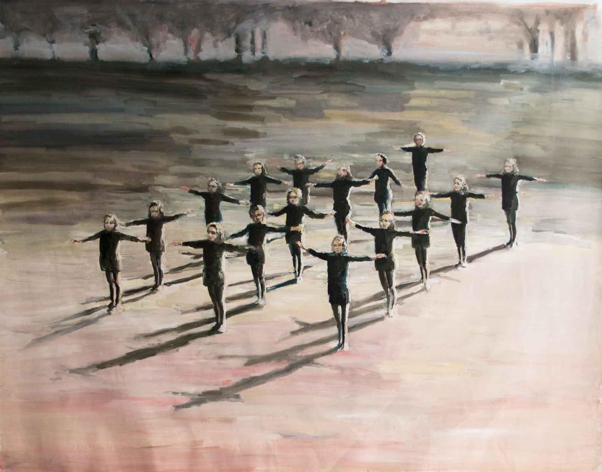 pauline zenk Vol arts and society
