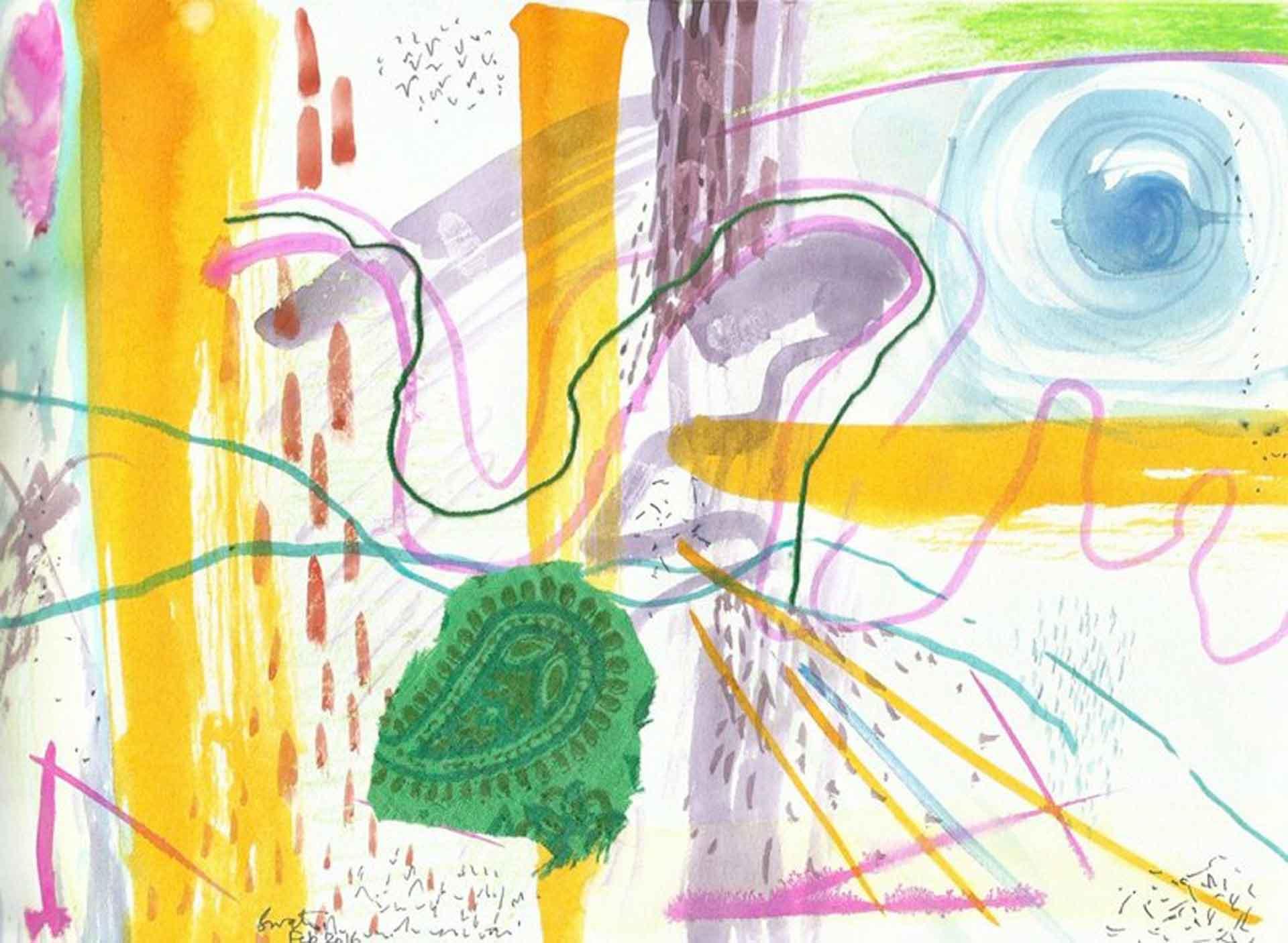 swati gupta gouache adorn arts and society